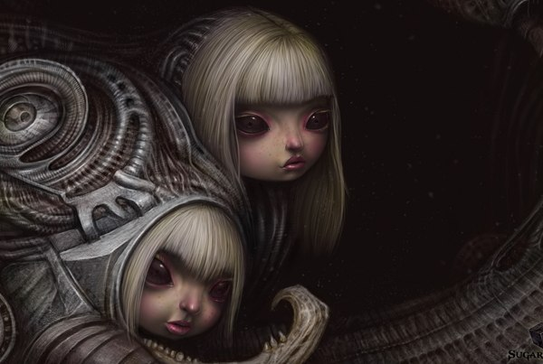 Sugarflesh – Dolls from the hole Serie