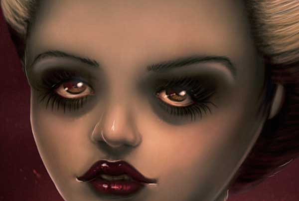 Magenta (The Rocky Horror Picture Show Fan art)